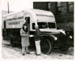 Bookmobile - Exterior View