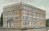 $250,000 Y.M.C.A Building, South Bend, Indiana